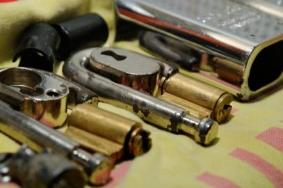 rekey lock padlock parts