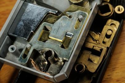 Old Legge sashlock under new version